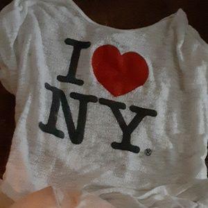 I love NYC  T shirt